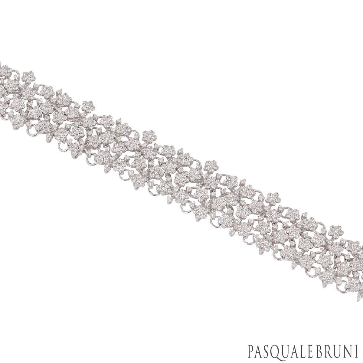 Pasquale Bruni White Gold Diamond Prato Fiorito Suite